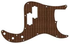 P Bass Precision Pickguard Custom Fender 13 Hole Guitar Classic Grille Cloth 1