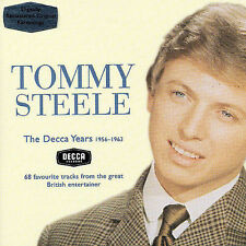 Tommy Steele-The Decca Years CD NEW