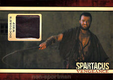 SPARTACUS 2013 RELIC COSTUME DOCTORE'S WHIP