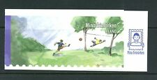 Finland/Aaland 2007  #266B  football soccer  complete booklet   MNH  J154