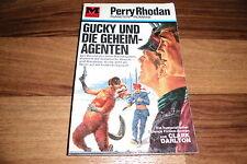 Clark Darlton -- PERRY RHODAN TB  # 33  // GUCKY und die GEHEIMAGENTEN / 1967