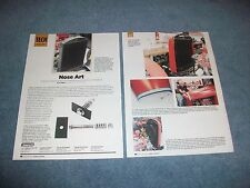 How-To Tech Info Article on Fitting a Deuce Grill Shell Radiator Hood Model A