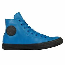 Converse Chuck Taylor All Star Contrast Rubber Boot Sneakers BLUE/BLACK