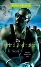 The Grind Don't Stop: A Novel (Strebor on the Streets)