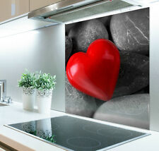 60cm x 75cm Digital Print Glass Splashback Heat Resistant  Toughened 469