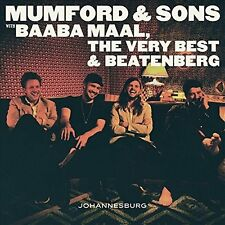 MUMFORD AND SONS JOHANNESBURG CD (Released June 17th 2016)