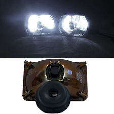 7x6 DOT Approved Aftermarket Headlights H6054 H6014/H6052/ 6054 (Pack of 2)
