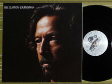 ERIC CLAPTON, JOURNEYMAN, LP 1989 GERMANY EX/NM GATEFOLD/SL INNER/SL