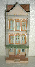 Beautiful Collectible Historic Shophouse Miniature Scale Model Display