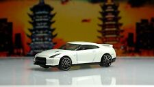 Hot Wheels / Japanese 2009 Nissan Skyline GT-R / White / 2010