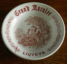 Small dish / ashtray Grand Marnier design by Grindley