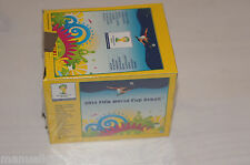 ALBUM FIGURINE PANINI 2014 BOX 50 BUSTINE SIGILLATE SEALED BRASIL 14 WC CUP