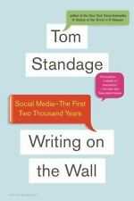 Writing on the Wall: Social Media - The First 2,000 Years-ExLibrary