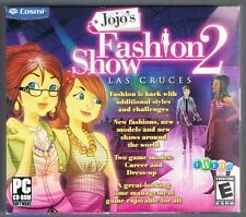 JoJo's Fashion Show 2: Las Cruces - Cosmi Modeling Simulation Fashionista PC NEW