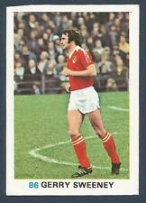 FKS 1977/78 SOCCER STARS- #086-BRISTOL CITY-MORTON-GERRY SWEENEY