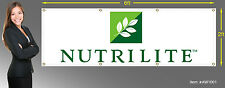 Nutrilite Banner by Amway 2x6ft (24x72 inch) Outdoor or Indoor Use.