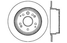 Disc Brake Rotor-High Performance Drilled And Slotted fits 01-03 Acura CL