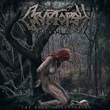 """Cryptopsy - The Book Of Suffering Tome I 12"""" LP Black Vinyl - DEATH METAL - new"""