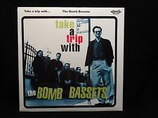 "The Bomb Bassetts ""Take A Trip With..."" Sealed Lookout Records/Green Day Punk"