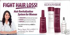 Keranique Full 2 Month Set - Regrow Thicker Longer Hair Minoxidil FDA Approved
