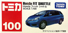 Tomy Tomica No.100 Honda Fit Shuttle Scale 1 : 68