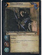 Lord of the Rings CCG - Mines of Moria - Goblin Bowman #60 Foil