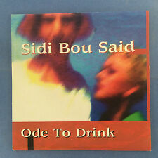 Sidi Bou Said - Ode To Drink / Faster (Acoustic Version) Ultimate TOPP037 Ex+