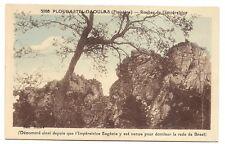 plougastel-daoulas , rocher de l'impératrice