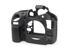 easyCover Pro Silicone Skin Camera Armor Case to fit Nikon D800 DSLR - Black