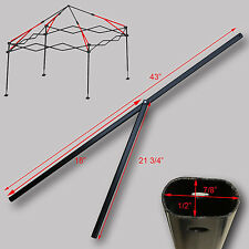 """First Up Ozark Trail 10 X 10 Canopy  2 PEAK TRUSS BARS 43"""" Replacement Part"""