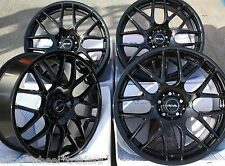 "18"" B DTM ALLOY WHEELS FITS RENAULT VOLVO PEUGEOT MERCEDES BENZ 5X108 ONLY"