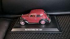 Fiat nuova BALILLA 1100 - 1:43 - 1937
