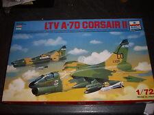 ESCI LTV A-7D CORSAIR II  PLASTIC MODEL 1/72