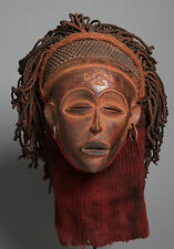 Chockwe Pwo Mask , Angola African Tribal Masks