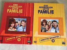 Eine schrecklich nette Familie Komplette Staffeln 2-3 Box Set