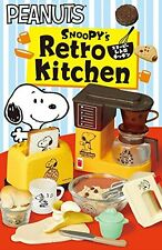 Snoopy Retro Kitchen Re-Ment miniature blind box