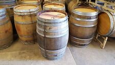 Used Wine Barrel from Napa Valley solid oak at a  great price