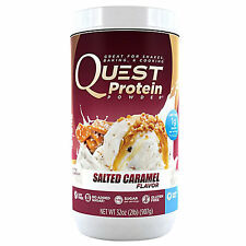 Quest Nutrition Protein - 2 lb Powder SALTED CARAMEL