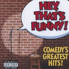 Hey, That's Funny! - Comedys Greatest Hits - 2 CD set