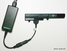 External Laptop Battery Charger for Toshiba Satellite NB200/205 PA3731U PA3732U