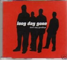 (497G) Long Day Gone, Don't say Goodbye - DJ CD