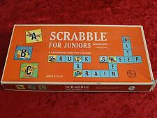 Vintage 1964 Scrabble for Juniors edition two - SelRight  #18