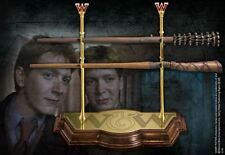 Harry Potter - Fred and George The Weasley Twins Wands with Display Stand NN7495