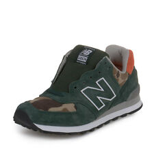 New Balance Ball and Buck Mens US574M1 Green/Orange-Camo US574M1 Size 10.5