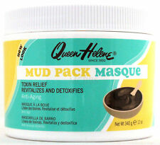 QUEEN HELENE MUD PACK FACE MASQUE JAR 12 OZ.