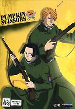 Pumpkin Scissors: Season 1, Part 2 by