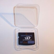 New Olympus 2GB M+ XD Memory Card 2 GB XD M+ Memory Card Olympus Brand New
