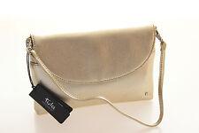 Tula  Metallic Originals Gold Leather Shoulder-Clutch  Bag BNWT RRP £65.00
