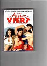 Eine Affäre zu viert (2004) DVD #11095