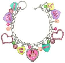 Lunch at The Ritz Earwear Inc. USA  Candy Hearts Bracelet